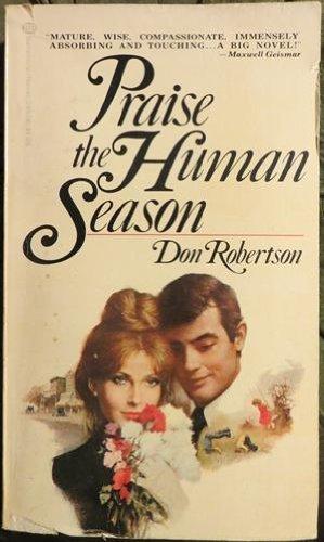 9783452452610: Praise The Human Season
