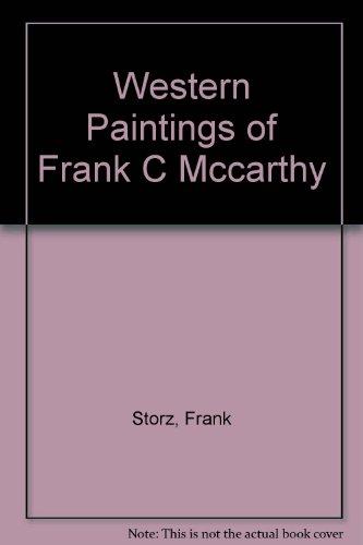 9783452467645: Western Paintings of Frank C Mccarthy