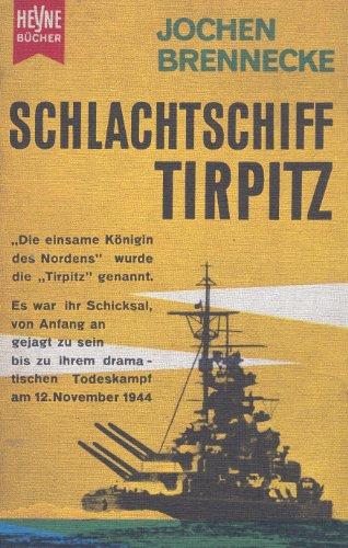 """9783453000049: Schlachtschiff """"Tirpitz"""""""