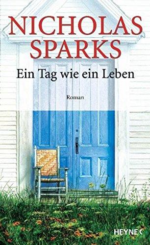 Ein Tag wie ein Leben: Sparks, Nicholas