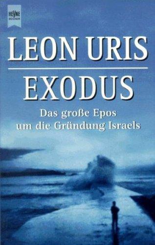 Exodus. Roman.: Uris, Leon