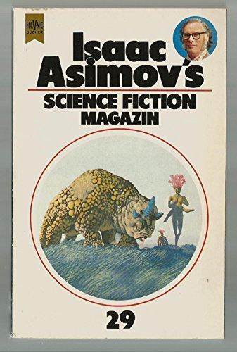 Isaac Asimov's Science Fiction Magazin XXVIIII. Wahren, Friedel and Asimov, Isaac