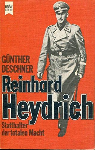 9783453010888: REINHARD HEYDRICH STATTHALTER DER TOTALEN MACHT