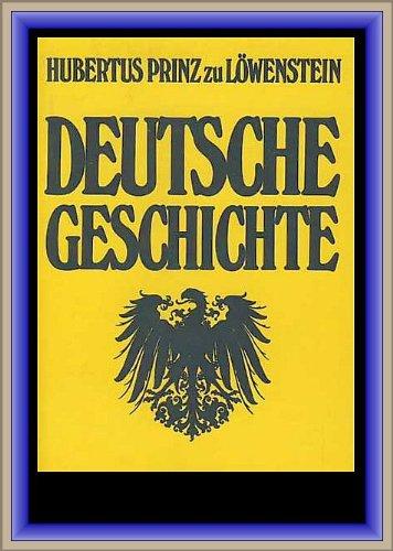 9783453017160: Deutsche Geschichte