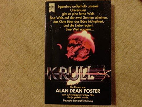 Krull : Roman: Foster, Alan Dean