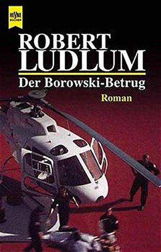 9783453019836: Der Borowski - Betrug. Roman.