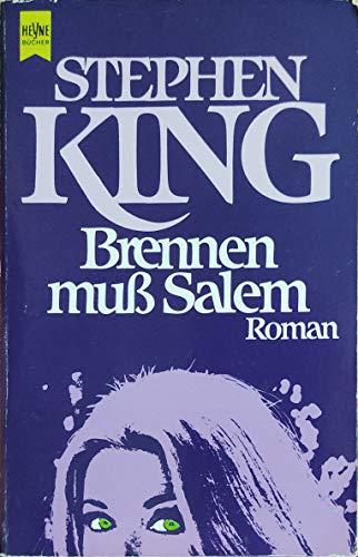 9783453020535: Breenen Muss Salem