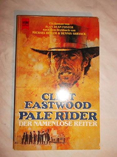 9783453022751: Pale Rider - der namenlose Reiter