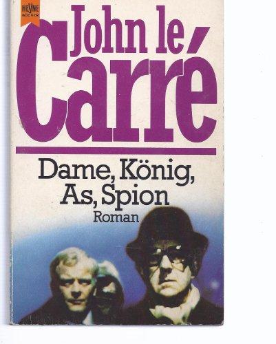 9783453023963: Dame, König, As, Spion. Roman.