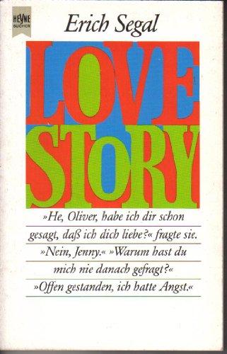 Love Story. Roman.: Segal, Erich