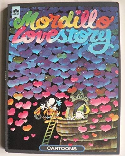 Lovestory. Cartoons.: Guillermo Mordillo