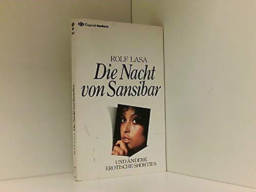 9783453035201: Die Nacht von Sansibar
