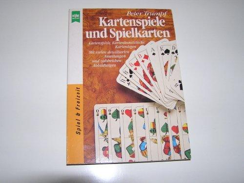 Kartenspiele und Spielkarten. Kartenkunststücke, Kartenlegen mit detaillierten Anleitungen und...