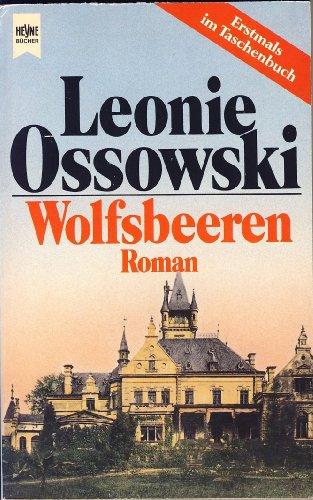 9783453041523: Wolfsbeeren Roman