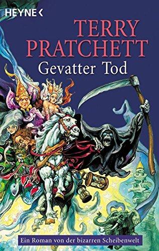 9783453042902: Gevatter Tod. Roman. ( Fantasy).