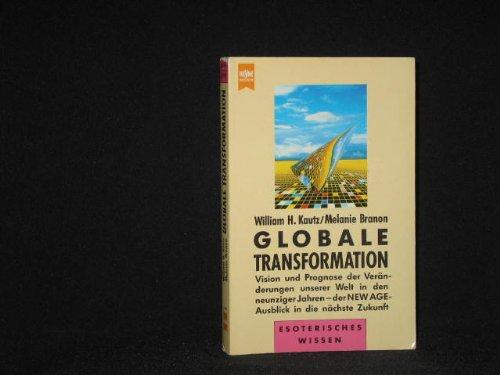 Globale Transformation (Mängelstempel auf oberem Schnitt): Kautz, William H./