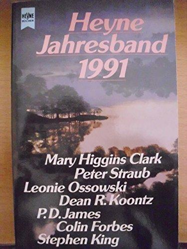 9783453045712: Heyne Jahresband 1991.