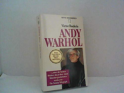 Andy Warhol.: Bockris, Victor