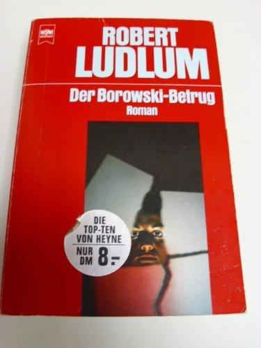 9783453050549: Der Borowski - Betrug. (4646 886). Roman.