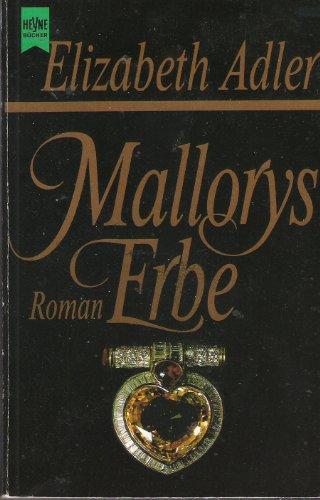 9783453052710: Mallorys Erbe. Roman.