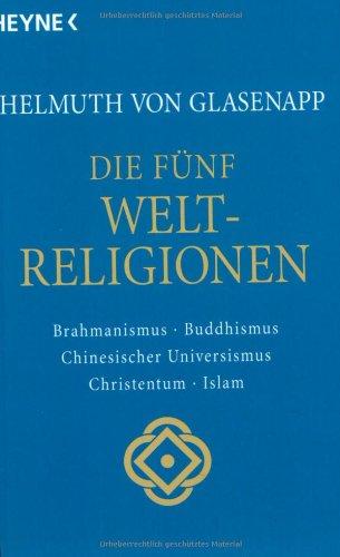 9783453058156: Die fünf Weltreligionen.