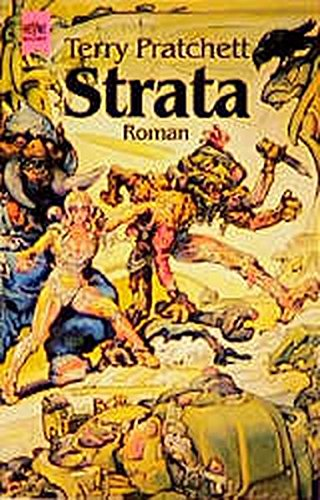 Strata: Roman (Heyne Science Fiction und Fantasy (06)) - Pratchett, Terry