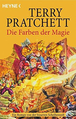Die Farben der Magie. Ein Roman von: Pratchett, Terry