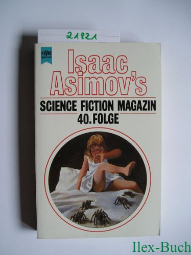 Science Fiction Magazin 40. Folge; SF Nr. 4957; - Asimov, Isaac