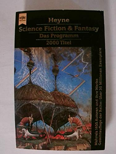 Science Fiction, Fantasy und Horror im Heyne: Bauer, Werner, Jeschke,