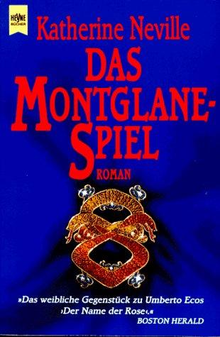 9783453064348: Das Montglane-Spiel