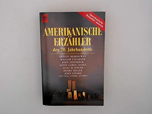 9783453069756: Amerikanische Erzähler des 20. Jahrhunderts