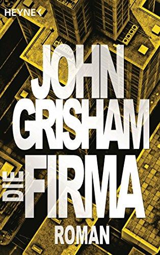 9783453071179: Die Firma (German Edition)