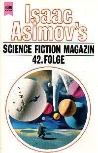 9783453072480: Isaac Asimov's Science Fiction Magazin 42.