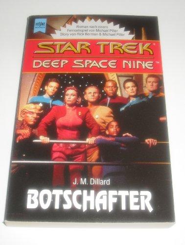 9783453072800: Star Trek - Botschafter