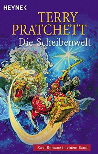 9783453073395: Die Scheibenwelt. Zwei Romane in einem Band. Das Licht der Phantasie / Das Erbe des Zauberers.