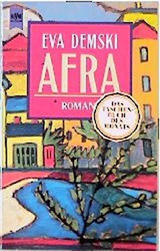 9783453074996: Afra (Fiction, Poetry & Drama) (German Edition)