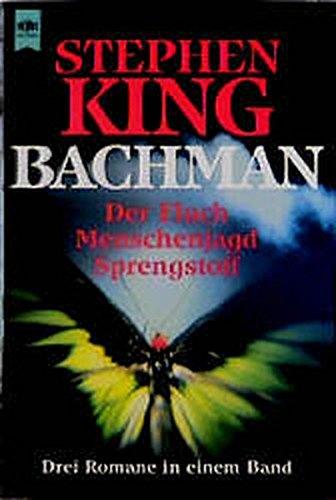 Bachman: Der Fluch (Thinner); Menschenjagd (Running Man);: King, Stephen (Bachman,
