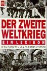 9783453087538: Der Zweite Weltkrieg. Ein Lexikon