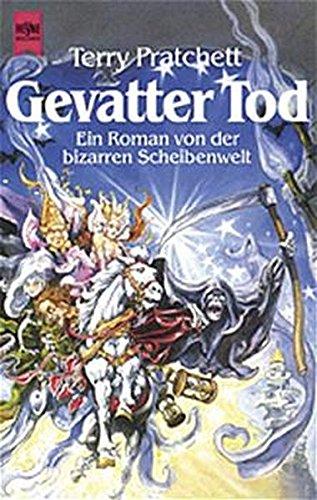 9783453088504: Gevatter Tod. Ein Roman von der bizarren Scheibenwelt.
