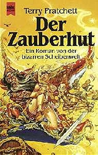 Der Zauberhut /Die Farben der Magie: Zwei Scheibenweltromane (Heyne Tip des Monats (23)) - Terry Pratchett; Andreas Brandhorst