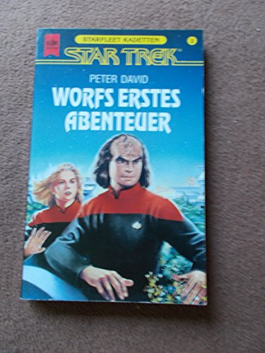 9783453090514: Star Trek, Worfs erstes Abenteuer