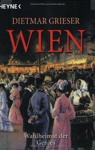 9783453097186: Wien, Wahlheimat der Genies
