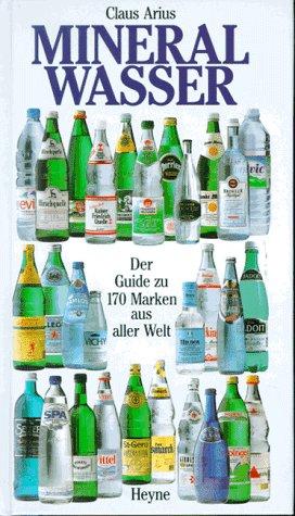 9783453098312: Mineralwasser. Der Guide f�r Kenner und Geniesser