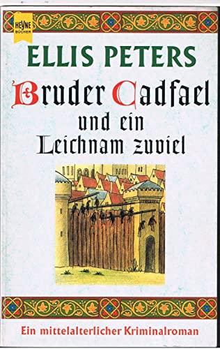 Bruder Cadfael und ein Leichnam zuviel - Mängelexemplar - Ellis Peters