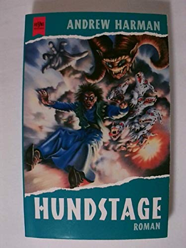 9783453109766: Hundstage. by Harman, Andrew