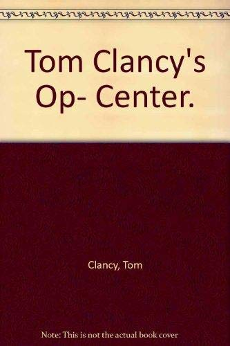 Tom Clancy's OP-Center : Roman