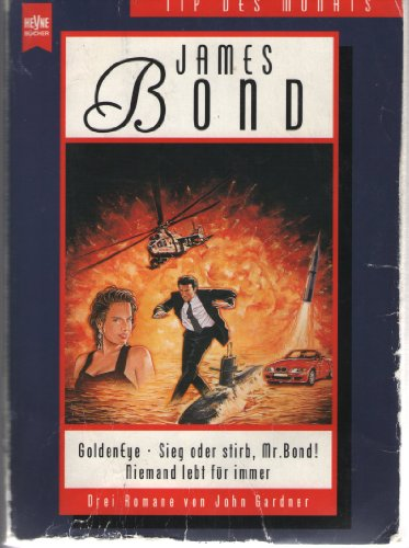 9783453115811: James Bond