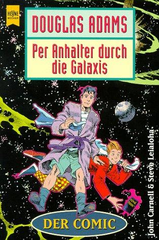 Per Anhalter durch die Galaxis. Der Comic: Douglas Adams