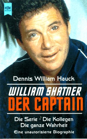9783453117068: William Shatner Der Captain