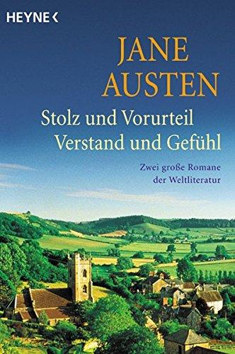9783453123243: Stolz und Vorurteil / Verstand und Gefühl. Zwei große Romane der Weltliteratur.